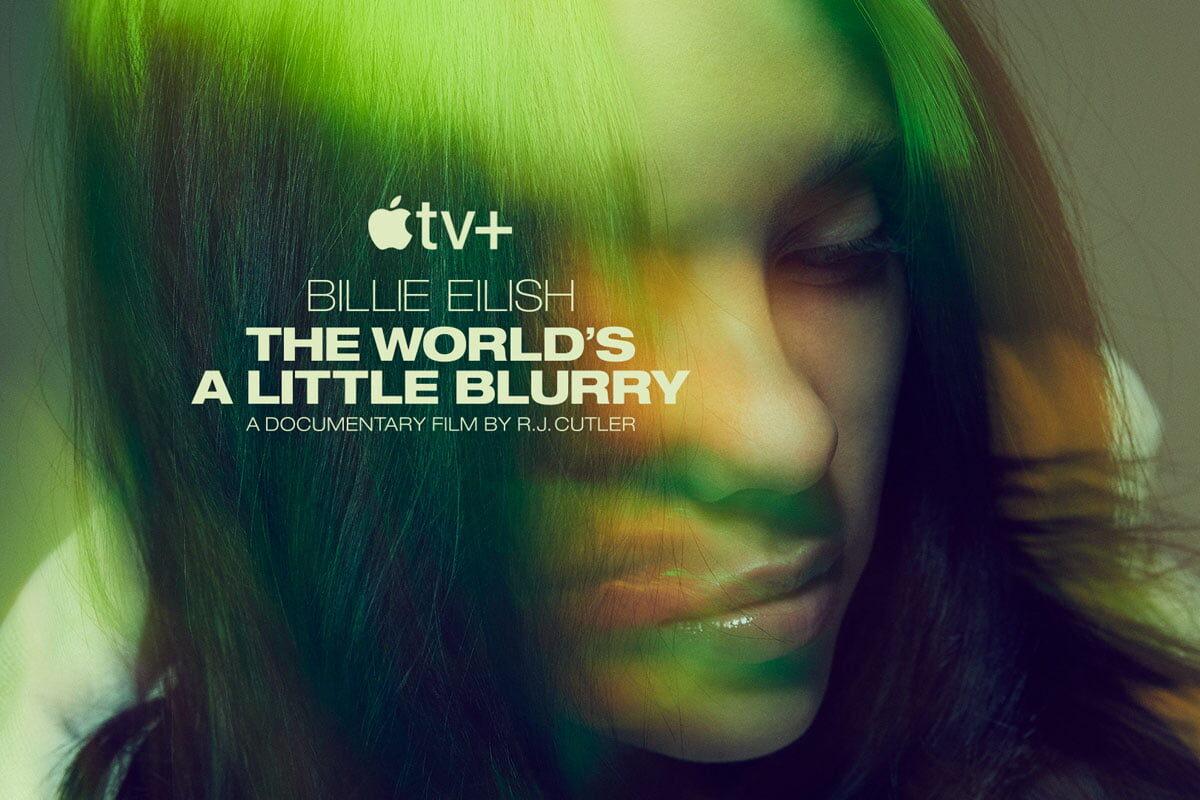 """""""Billie Eilish: The World's A Little Blurry"""" – nowy zwiastun"""