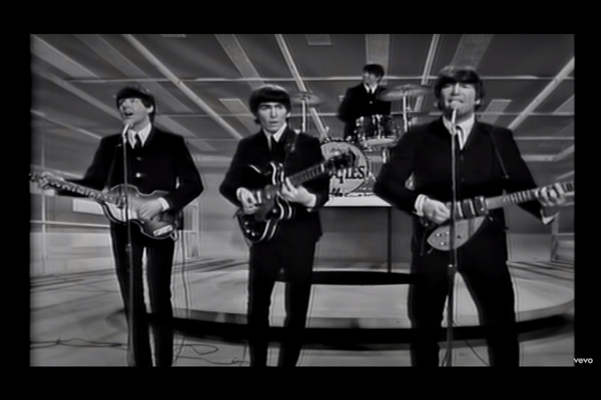 Pamiętny koncert The Beatles w amerykańskiej telewizji