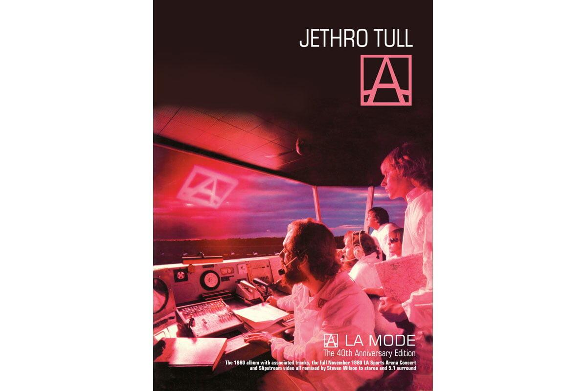 """Jethro Tull – """"A"""" (A La Mode) The 40th Anniversary Edition"""