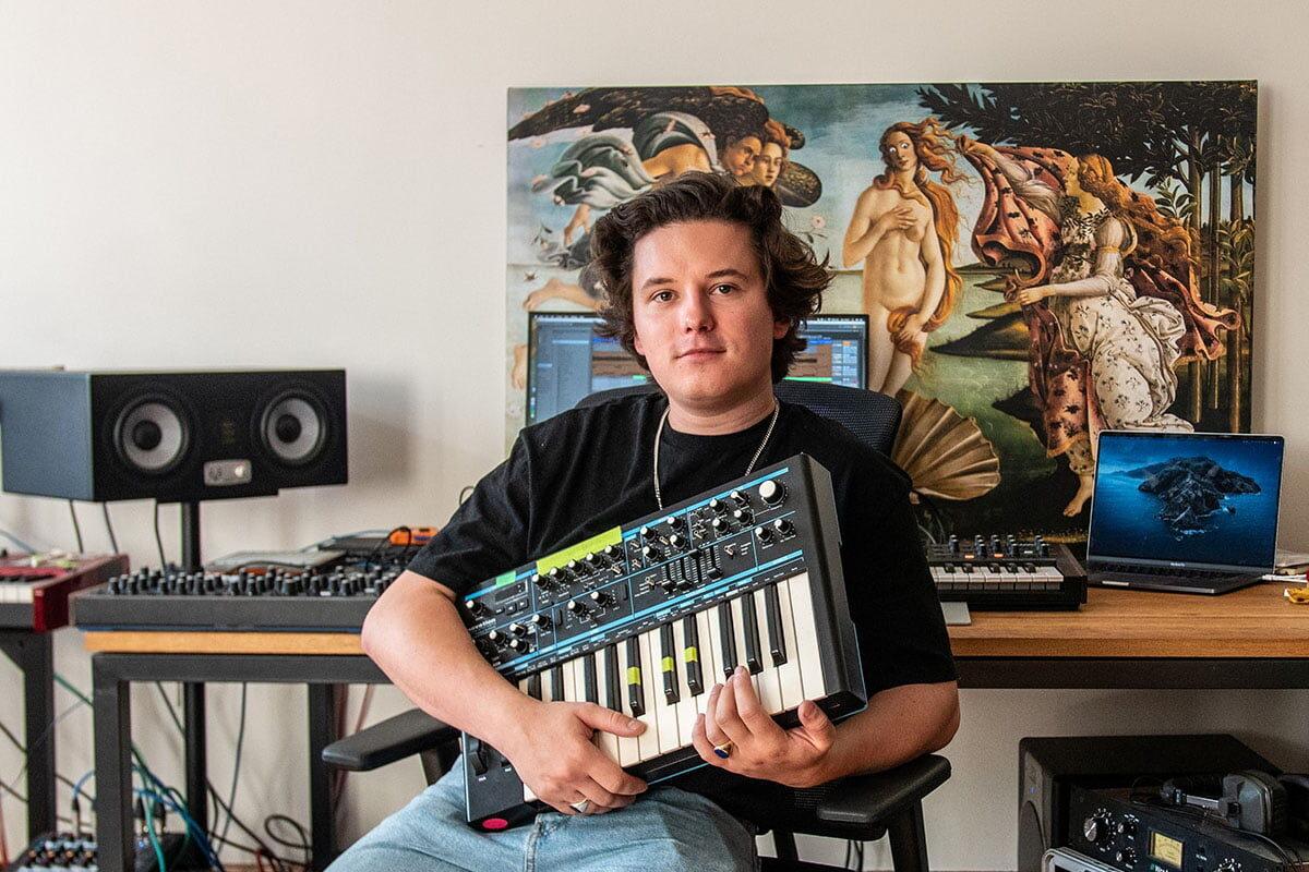 Kuba Karaś Signature Sounds dla syntezatorów Novation