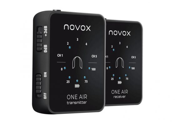 ONE AIR – system bezprzewodowy marki NOVOX