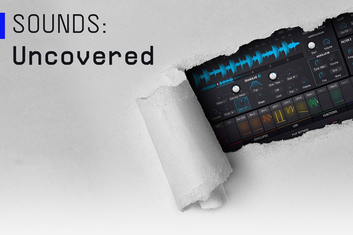 SOUNDS: uncovered – nowa seria filmów firmy Arturia