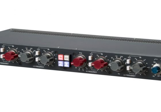 Heritage Audio SYMPH EQ – Stereo Asymptotic Equalizer