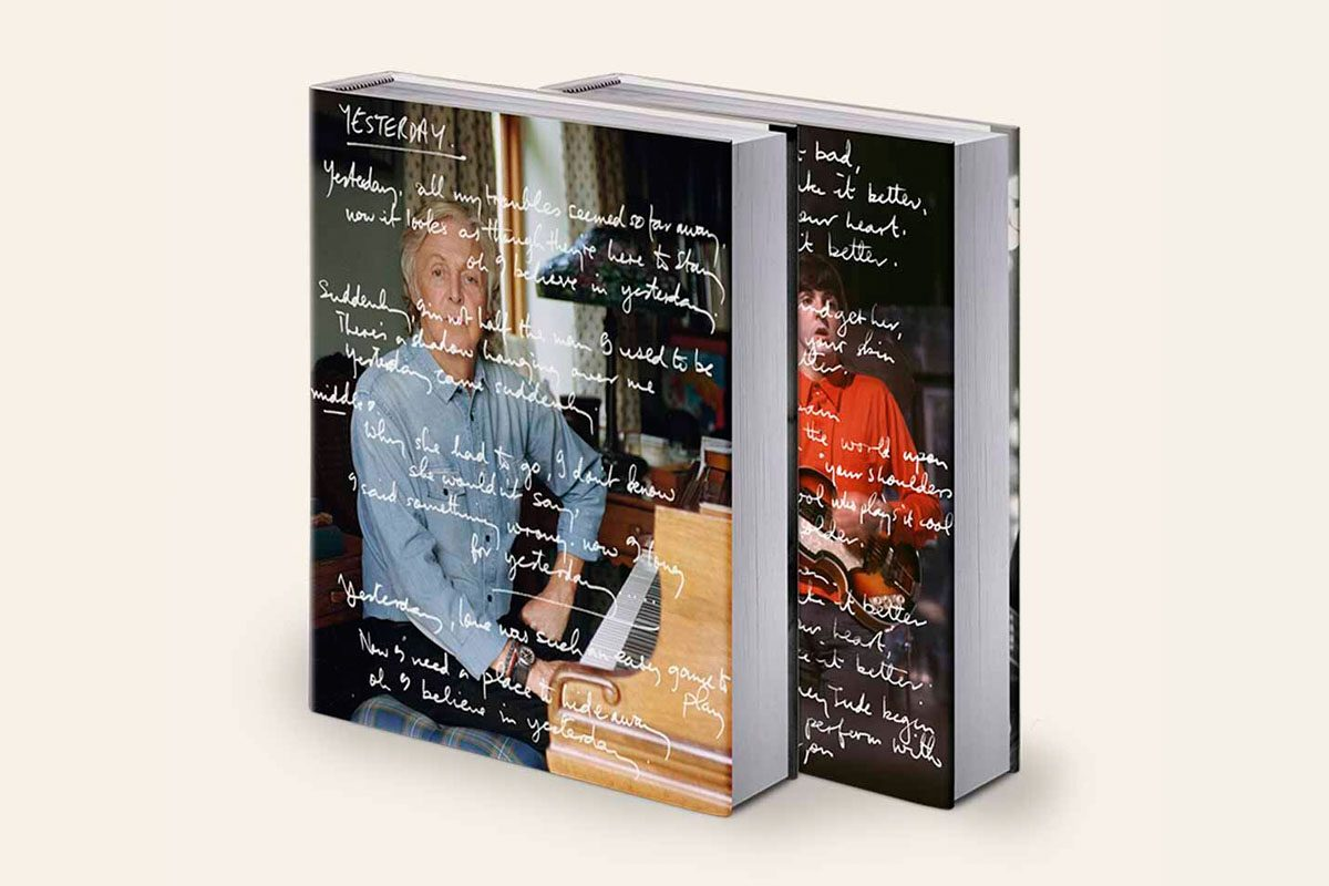 """The Lyrics"" – kolekcja tekstów Paula McCartneya"