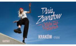 """Daria Zawiałow i """"Ostatni raz w Helsinkach"""" w Krakowie"""