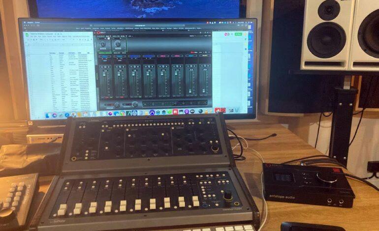 Zen Go Synergy Core w studiu 02