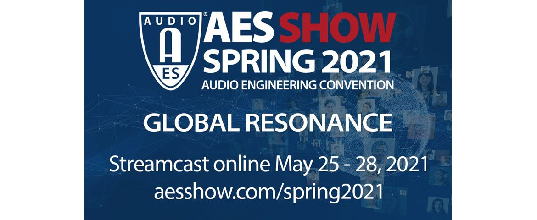 150. konwencja Audio Engineering Society – maj 2021