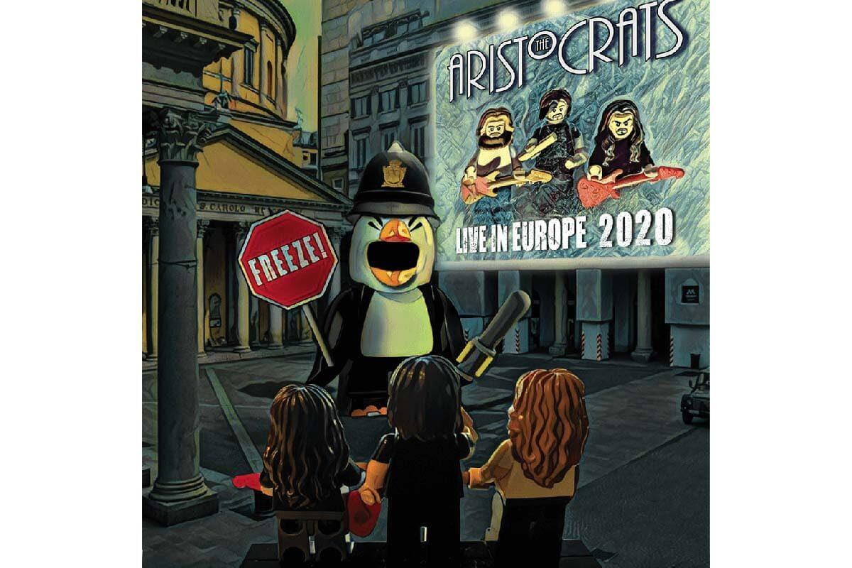 """FREEZE! Live In Europe 2020"" – koncertowa płyta The Aristocrats"