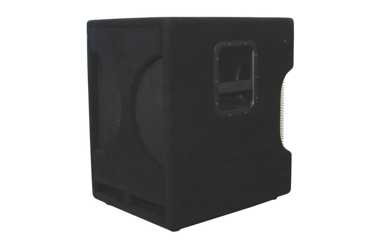 Box Electronics SUB-SAT BX12s + 2 × S-10N – test systemu nagłośnieniowego