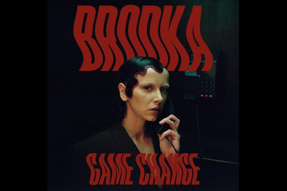"""Monika Brodka """"Game Change"""" – nowy singiel (wideo)"""