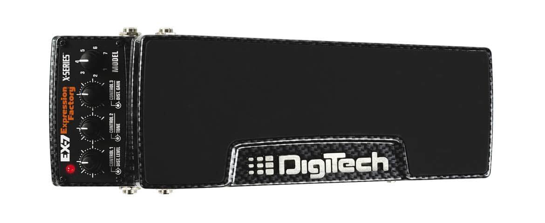 Digitech EX-7 Expression Factory – test efektu gitarowego