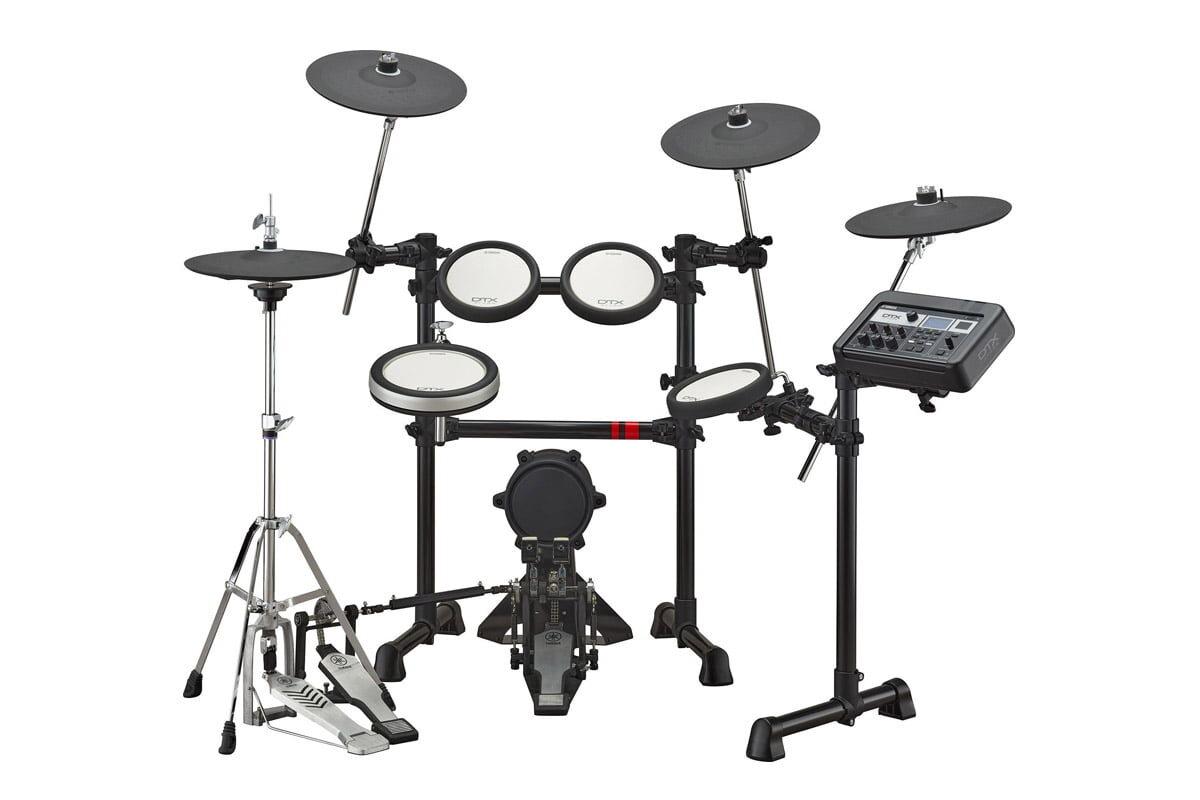 DTX6 – najnowsze perkusje elektroniczne marki Yamaha