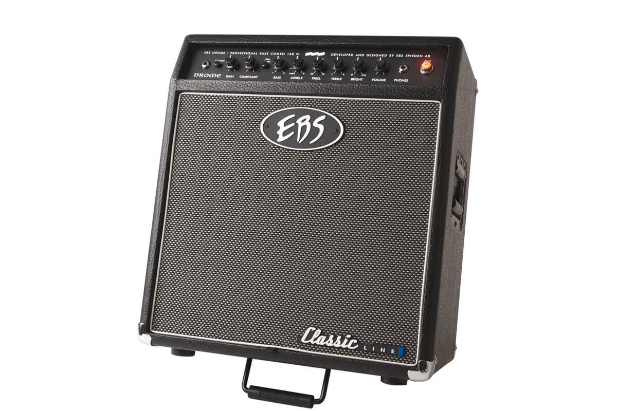EBS Drome Classic – test wzmacniacza basowego