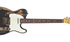 Fender Joe Strummer Telecaster – test gitary elektrycznej