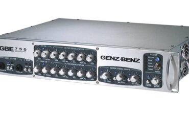Genz Benz GBE750 + GB410T-XB2 – test wzmacniacza basowego