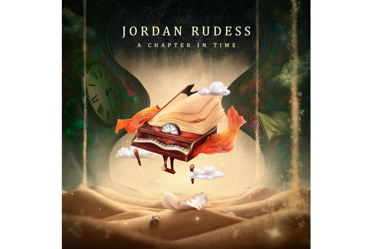 "Jordan Rudess nagrał album ""A Chapter In Time"""
