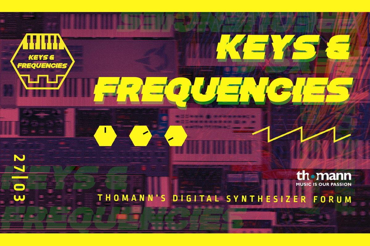 Keys & Frequencies – impreza syntezatorowa online