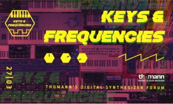 Keys & Frequencies – szczegółowy program