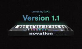 Novation – nowy firmware dla klawiatur Launchkey [MK3] i Launchkey Mini [MK3]
