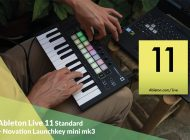 Novation Launchkey Mini MK3 + Ableton Live 11 Standard
