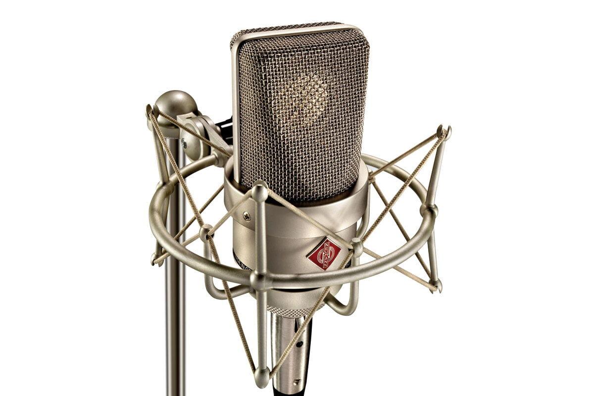 Wybieramy mikrofon wielkomembranowy – 5 porad