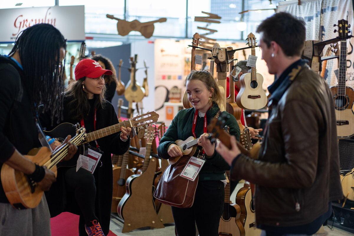 Targi Musikmesse przełożone na rok 2022