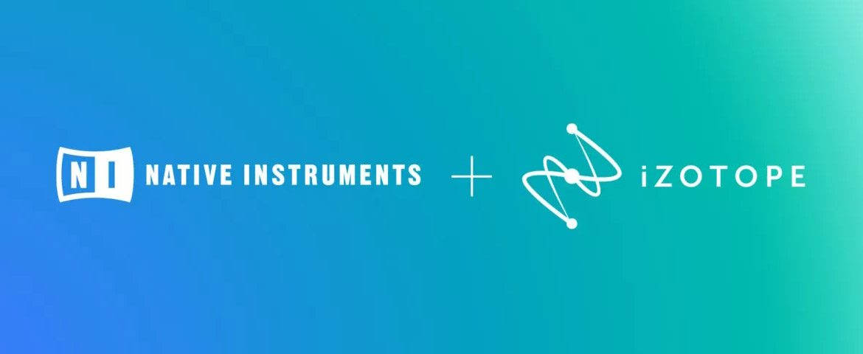 Native Instruments i iZotope łączą siły