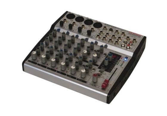 Phonic AM 440 D – test miksera analogowego