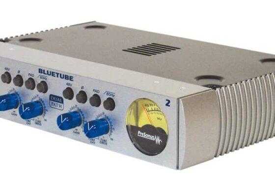 Presonus Bluetube DP – test przedwzmacniacza mikrofonowego