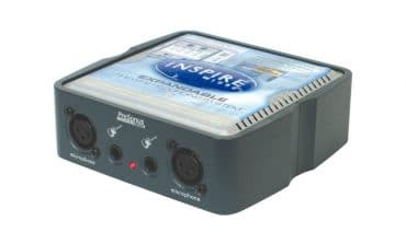 Presonus Inspire 1394 – test interfejsu audio