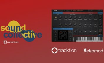 Novation Sound Collective: Tracktion RetroMod 106