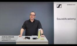 Sennheiser podpowiada jak dbać o higienę mikrofonów