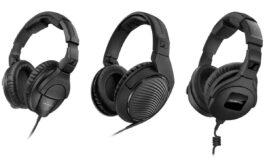 Przegląd – słuchawki studyjne: Sennheiser