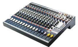 Soundcraft EFX 12 – test miksera analogowego