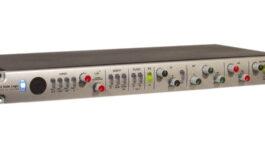 SSL XLogic Alpha Channel – test procesora mikrofonowego