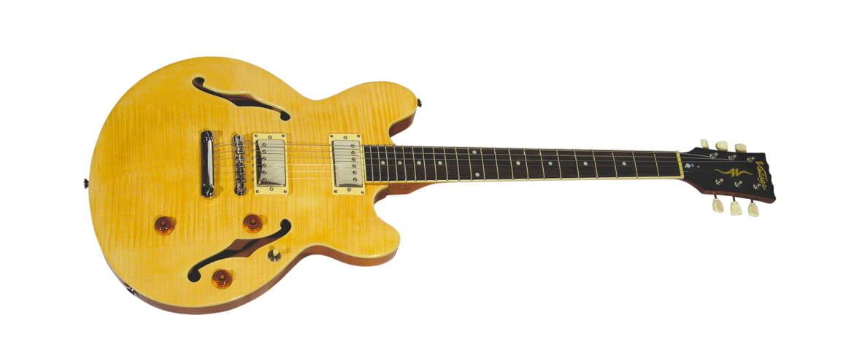 Vintage AV3HNF – test gitary elektrycznej