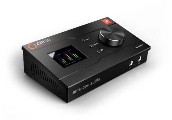 Antelope Audio Zen Go Synergy Core – test interfejsu audio