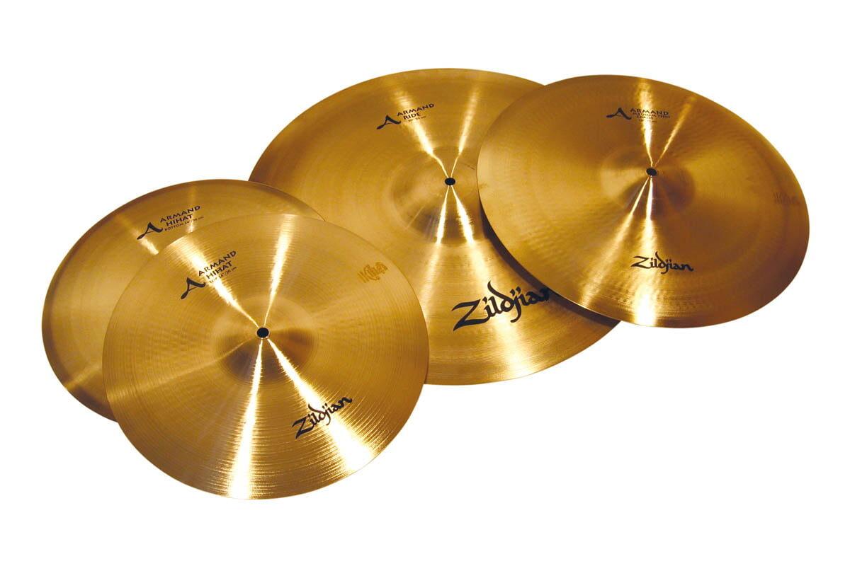 Zildjian Armand – test talerzy perkusyjnych