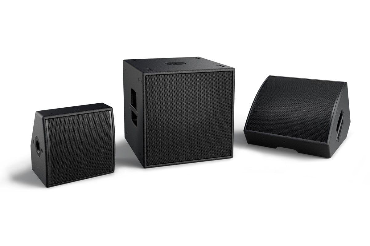AMM – nowa seria zestawów głośnikowych Bose Professional