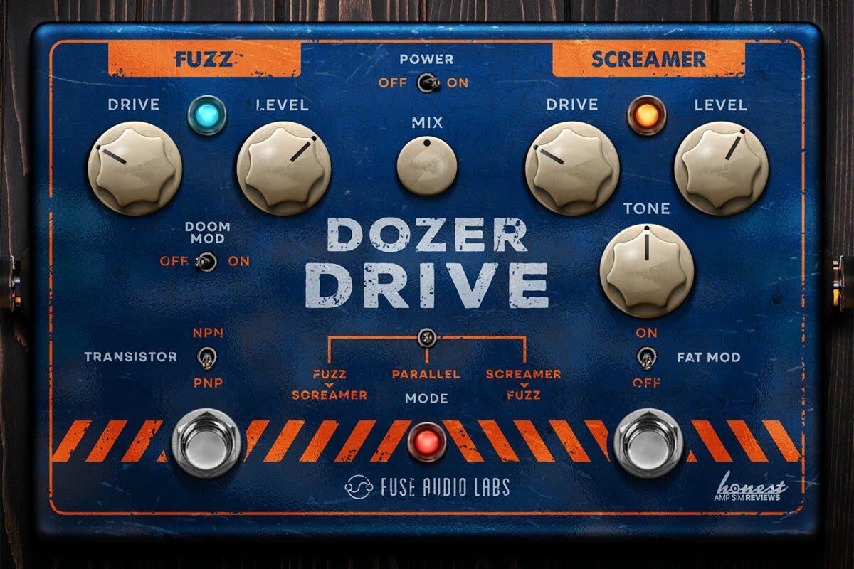 Fuse Audio Labs DOZER DRIVE