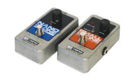 Electro-Harmonix Small Stone i Nano Clone – test efektów gitarowych
