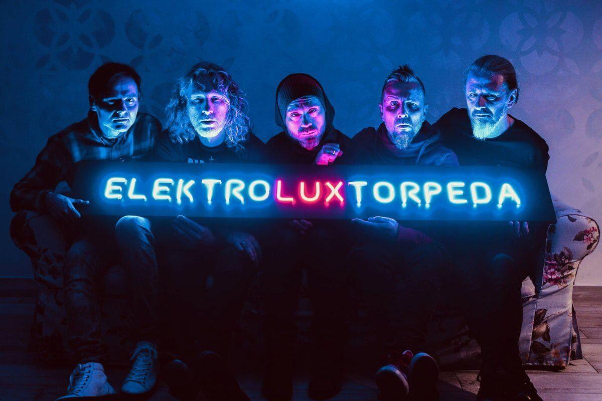 """""""Elektroluxtorpeda"""" – płyta na 10-lecie Luxtorpedy"""