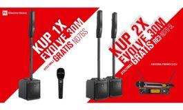 Wiosenne promocje Electro-Voice w Audio Plus