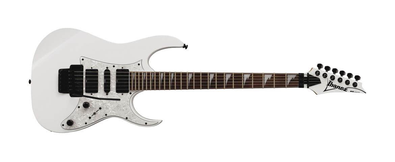 Ibanez RG350DX WH – test gitary elektrycznej