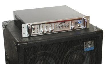 Kustom Groove 1200HD + 410H – test wzmacniacza basowego