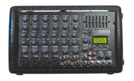 LDM Electronic SMX800R – test powermiksera