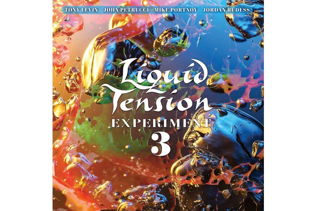 Nowa płyta Liquid Tension Experiment już dostępna