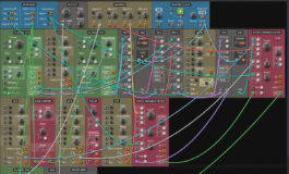 AAS Multiphonics CV-1 – wirtualny syntezator modularny