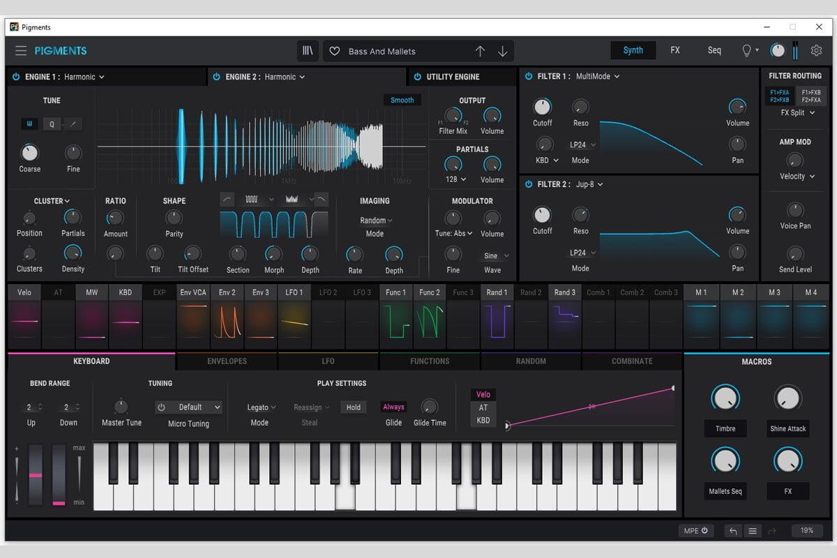 Arturia Pigments 3 – nowa wersja syntezatora wirtualnego