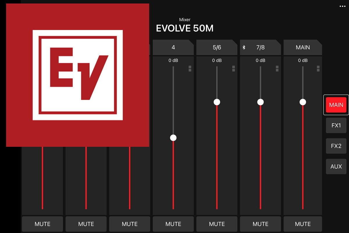 Jak sterować EVOLVE 50M przy pomocy aplikacji QuickSmart Mobile